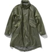 ライトニングコート Lightning Coat NP61761 (TG)タイムグリーン Lサイズ [アウトドア ジャケット ユニセックス]