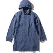 ロールパックジャーニーズコート Rollpack Journeys Coat NP21863 (SB)シェイディーブルー Sサイズ [アウトドア ジャケット メンズ]