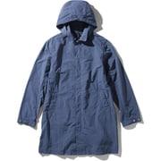 ロールパックジャーニーズコート Rollpack Journeys Coat NP21863 (SB)シェイディーブルー Lサイズ [アウトドア ジャケット メンズ]