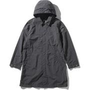 ロールパックジャーニーズコート Rollpack Journeys Coat NPW21863 (AG)アスファルトグレー Sサイズ [アウトドア ジャケット レディース]