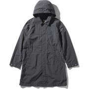 ロールパックジャーニーズコート Rollpack Journeys Coat NPW21863 (AG)アスファルトグレー Mサイズ [アウトドア ジャケット レディース]