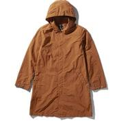 ロールパックジャーニーズコート Rollpack Journeys Coat NPW21863 (CL)キャラメルカフェ Mサイズ [アウトドア ジャケット レディース]