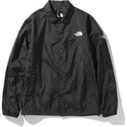ザ コーチジャケット THE COACH JACKET NP22030 (K)ブラック Lサイズ [アウトドア ジャケット メンズ]