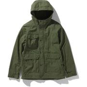 ファイヤーフライジャケット Firefly Jacket NP71931 (EG)イングリッシュグリーン Mサイズ [アウトドア ジャケット メンズ]