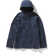 ファイヤーフライジャケット Firefly Jacket NP71931 (UN)アーバンネイビー Sサイズ [アウトドア ジャケット メンズ]