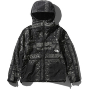 ノベルティコンパクトジャケット Novelty Compact Jacket NPW71535 (BB)バンダナリニューアルブラック Sサイズ [アウトドア ジャケット レディース]