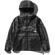 ノベルティコンパクトジャケット Novelty Compact Jacket NPW71535 (BB)バンダナリニューアルブラック Mサイズ [アウトドア ジャケット レディース]