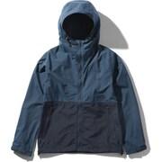 コンパクトジャケット Compact Jacket NPW71830 BU Lサイズ [アウトドア ジャケット レディース]