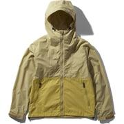 コンパクトジャケット Compact Jacket NPW71830 HA Mサイズ [アウトドア ジャケット レディース]
