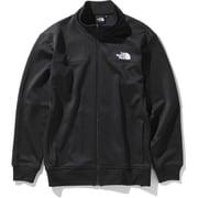 ジャージジャケット JERSEY JACKET NT12050 (K)ブラック Mサイズ [アウトドア ジャケット メンズ]
