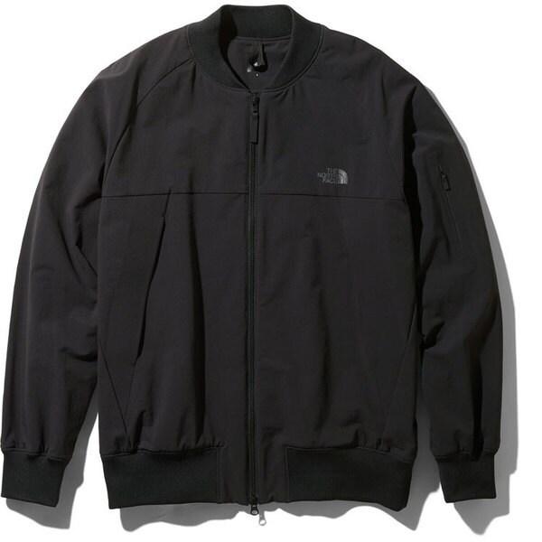 バーサタイルキュースリージャッケット Versatile Q3 Jacket NP21964 (K)ブラック Sサイズ [アウトドア ジャケット メンズ]