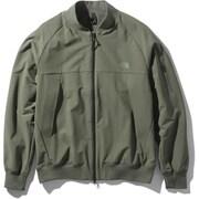 バーサタイルキュースリージャケット Versatile Q3 Jacket NP21964 (TG)タイムグリーン Mサイズ [アウトドア ジャケット メンズ]