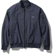 バーサタイルキュースリージャケット Versatile Q3 Jacket NP21964 (UN)アーバンネイビー Mサイズ [アウトドア ジャケット メンズ]
