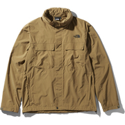 グローブトレッカージャケット Globe Trekker Jacket NP21965 (BK)ブリテッシュカーキ Mサイズ [アウトドア ジャケット メンズ]