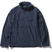 グローブトレッカージャケット Globe Trekker Jacket NP21965 (UN)アーバンネイビー Mサイズ [アウトドア ジャケット メンズ]