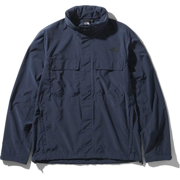 グローブトレッカージャケット Globe Trekker Jacket NP21965 (UN)アーバンネイビー Lサイズ [アウトドア ジャケット メンズ]