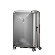 AZ5*55003 [スーツケース ASPERO 75cm 旅行日数目安:1週間以上 94L TSAロック搭載 METALLIC SILVER]