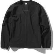 デザートカーディガン Desert Cardigan NPW22039 (K)ブラック Mサイズ [アウトドア ジャケット レディース]