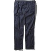 コットンオックスライトクライミングパンツ Cotton OX Light Climbing pants NB31935 (UN)アーバンネイビー Mサイズ [アウトドア パンツ メンズ]