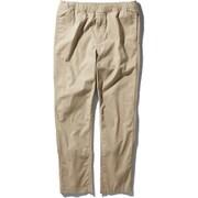 コットンオックスライトクライミングパンツ Cotton OX Light Climbing pants NB31935 (WB)ツイルベージュ Lサイズ [アウトドア パンツ メンズ]