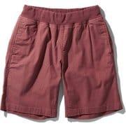 コットンオックスクライミングショーツ Cotton OX Climbing Shorts NB41933 (BR)バロロレッド Lサイズ [アウトドア ショートパンツ メンズ]