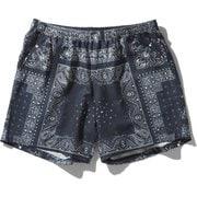 クライミングサマーショーツ Climbing Summer Shorts NB41939 (RL)バンダナリニューアルブルー Mサイズ [アウトドア ショートパンツ メンズ]