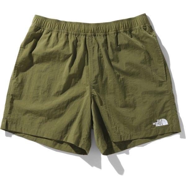 バーサタイルショーツ Versatile Shorts NB42051 (BG)バーントオリーブ Lサイズ [アウトドア ショートパンツ メンズ]