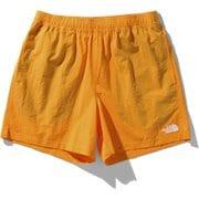 バーサタイルショーツ Versatile Shorts NB42051 (FO)フレームオレンジ Mサイズ [アウトドア ショートパンツ メンズ]