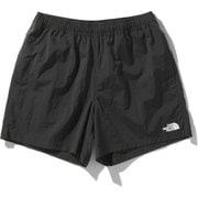バーサタイルショーツ Versatile Shorts NB42051 (K)ブラック XLサイズ [アウトドア ショートパンツ メンズ]