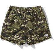 ノベルティバーサタイルショーツ Novelty Versatile Shorts NB42052 (DC)デジタルプリント Lサイズ [アウトドア ショートパンツ メンズ]