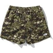 ノベルティバーサタイルショーツ Novelty Versatile Shorts NB42052 (DC)デジタルプリント XLサイズ [アウトドア ショートパンツ メンズ]