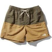 マッドショーツ Mud Shorts (BK)ブリティッシュカーキ×ニュートープ Sサイズ [アウトドア ショートパンツ メンズ]