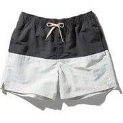 マッドショーツ Mud Shorts NB42053 (TI)ティングレー×アスファルトグレー Sサイズ [アウトドア ショートパンツ メンズ]