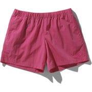 バーサタイルショーツ Versatile Shorts NBW42051 (MP)ミスターピンク Sサイズ [アウトドア ショートパンツ レディース]