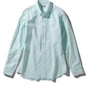 ロングスリーブヒムリッジシャツ L/S Him Ridge Shirt NR11955 MJ Lサイズ [アウトドア シャツ メンズ]