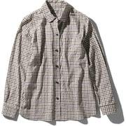 ロングスリーブヒデンバリーシャツ L/S Hidden Valley Shirt NRW11966 ブラウンギンガム(RG) Sサイズ [アウトドア シャツ レディース]