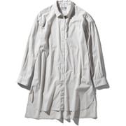 ロングスリーブマラパイヒルシャツ L/S Malapai Hill Shirt NRW12032 ティングレー(TI) Lサイズ [アウトドア シャツ レディース]