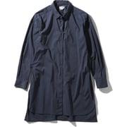 ロングスリーブマラパイヒルシャツ L/S Malapai Hill Shirt NRW12032 アーバンネイビー(UN) Sサイズ [アウトドア シャツ レディース]