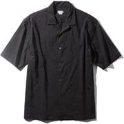 ショートスリーブマラパイヒルシャツ S/S Malapai Hill Shirt NR22060 (K)ブラック Mサイズ [アウトドア シャツ メンズ]
