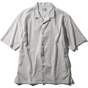 ショートスリーブマラパイヒルシャツ S/S Malapai Hill Shirt NR22060 (TI)ティングレーMサイズ [アウトドア シャツ メンズ]