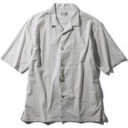 ショートスリーブマラパイヒルシャツ S/S Malapai Hill Shirt NR22060 (TI)ティングレーLサイズ [アウトドア シャツ メンズ]
