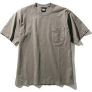 ショートスリーブヘビーコットンティー S/S Heavy Cotton Tee NT32009 (NT)ニュートープ Mサイズ [アウトドア カットソー メンズ]