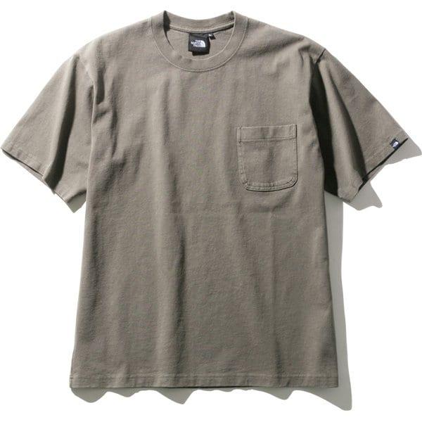 ショートスリーブヘビーコットンティー S/S Heavy Cotton Tee NT32009 (NT)ニュートープ XLサイズ [アウトドア カットソー メンズ]