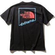ショートスリーブエクストリームティー S/S Extreme Tee NT32033 (K)ブラック Lサイズ [アウトドア カットソー メンズ]