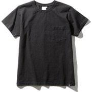 ショートスリーブヘビーコットンティー S/S Heavy Cotton Tee NTW32048 (K)ブラック Mサイズ [アウトドア カットソー レディース]