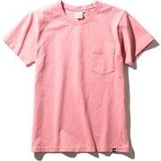 ショートスリーブヘビーコットンティー S/S Heavy Cotton Tee NTW32048 (MG)モーブグロー Lサイズ [アウトドア カットソー レディース]