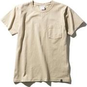 ショートスリーブヘビーコットンティー S/S Heavy Cotton Tee NTW32048 (WB)ツイルベージュ Sサイズ [アウトドア カットソー レディース]