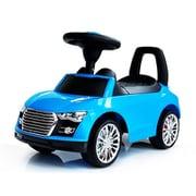 乗用ライドオンカー ブルー