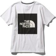 ショートスリーブカラードビッグロゴティーS/S Colored Big Logo Tee NT32043 (K)ブラック Lサイズ [アウトドア カットソー メンズ]