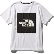 ショートスリーブカラードビッグロゴティーS/S Colored Big Logo Tee NT32043 (K)ブラック XLサイズ [アウトドア カットソー メンズ]